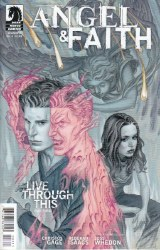 ANGEL & FAITH (2011) #03 STEVE MORRIS CVR