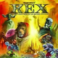 REX TWILIGHT IMPERIUM BOARD GAME