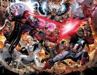 AVENGERS VS X-MEN BY JIM CHEUNG A POSTER