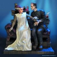 BRIDE OF FRANKENSTEIN MODEL KIT