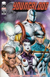 YOUNGBLOOD (2012) #71 CVR A LIEFELD