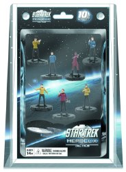 STAR TREK HEROCLIX TACTICS AWAY TEAM 7 PACK