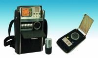 STAR TREK COMMUNICATOR & SCIENCE TRICORDER 2-PACK