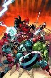 AVENGERS VS X-MEN BY BRADSHAW POSTER