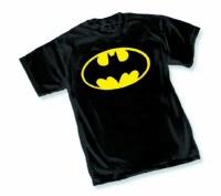 BATMAN SYMBOL T-SHIRT  -MED-