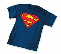 SUPERMAN SYMBOL T-SHIRT  -MEDIUM-
