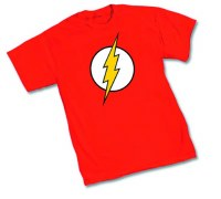 FLASH SYMBOL T-SHIRT -XXL-