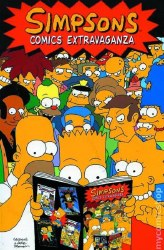 SIMPSONS COMICS EXTRAVAGANZA TTP