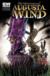 ADVENTURES OF AUGUSTA WIND-SET-  (#1 TO #5)