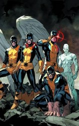 ALL NEW X-MEN BY IMMONEN POSTER NOW