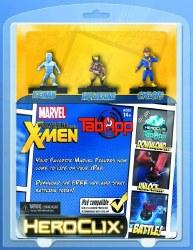 MARVEL HEROCLIX WOLVERINE & X-MEN TAB APP PACK