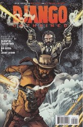 DJANGO UNCHAINED #2 (OF 5) (MR)