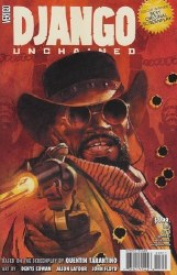 DJANGO UNCHAINED #3 (OF 5) (MR)