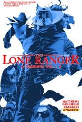 LONE RANGER OMNIBUS TP VOL 01