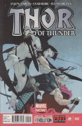 THOR GOD OF THUNDER #05 NM-