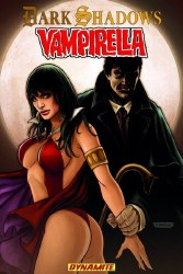 DARK SHADOWS VAMPIRELLA TP