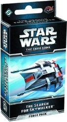 STAR WARS CARD GAME SEARCH FOR SKYWALKER FORCE PACK