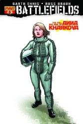 BATTLEFIELDS #6 (OF 6) FALL & RISE OF ANNA KHARKOVA PT 3 (MR