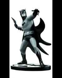 BATMAN B&W BATMAN STATUES BY MIKE ALLRED