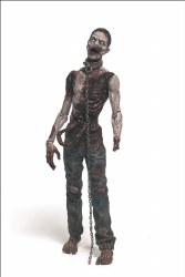 WALKING DEAD COMIC SERIES 2 MICHONNE'S PET ZOMBIE MIKE FIG