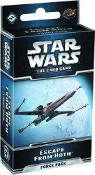 STAR WARS CARD GAME ESCAPE FROM HOTH FORCE PACK