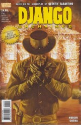 DJANGO UNCHAINED #7 (OF 7) (MR)