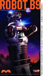 LOST IN SPACE ROBOT 1/6 SCALE MODEL KIT