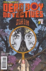 DEAD BOY DETECTIVES #1 (MR)