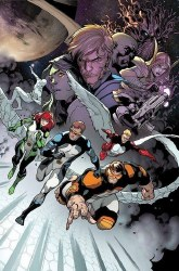 ALL NEW X-MEN #20.NOW BY IMMONEN POSTER