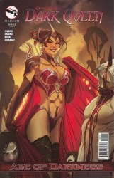 GFT DARK QUEEN A CVR SEJIC (AOFD) (MR)