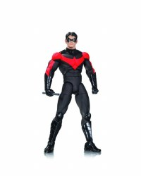 DC COMICS DESIGNER SER 1 GREG CAPULLO NIGHTWING ACTION FIG