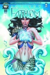 ALL NEW FATHOM #8 (OF 8) DIRECT MARKET CVR B