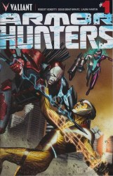 ARMOR HUNTERS #1 (OF 4) REG MOLINA