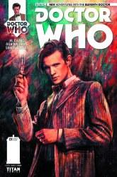 DOCTOR WHO 11TH #1 REG ZHANG
