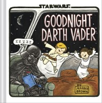 GOODNIGHT DARTH VADER HC