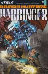 ARMOR HUNTERS HARBINGER #1 (OF 3) CVR A REG (AH)
