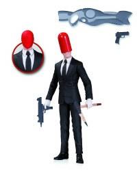 DC COMICS DESIGNER SER 2 CAPULLO RED HOOD ACTION FIGURE