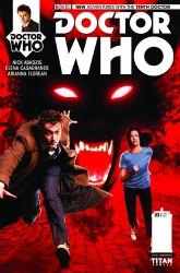 DOCTOR WHO 10TH #3 SUBSCRIPTION PHOTO