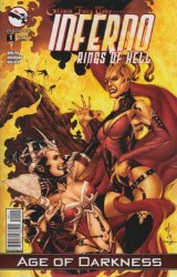 GFT INFERNO RINGS OF HELL #1 (OF 3) A CVR JOHNSON (AOFD)
