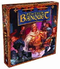 LAST BANQUET BOARD GAME