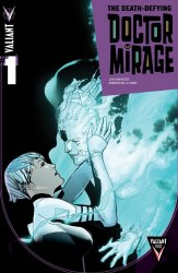 DEATH DEFYING DR MIRAGE #1 (OF 5) PLUS EDITION (VF)