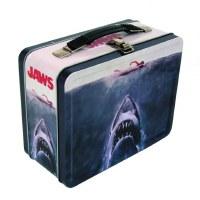 JAWS NO SWIMMING RETRO TIN TOTE