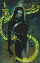 TAROT WITCH OF THE BLACK ROSE #88 B CVR