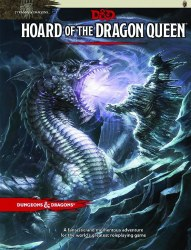 D&D RPG HOARD OF THE DRAGON QUEEN HC