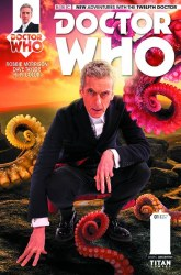 DOCTOR WHO 12TH #2 SUBSCRIPTION PHOTO