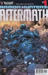ARMOR HUNTERS AFTERMATH #1 REG CVR BERNARD