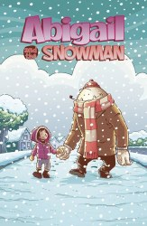 ABIGAIL AND THE SNOWMAN -SET- (#1 TO #4)