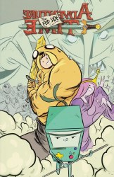 ADVENTURE TIME FLIP SIDE TP VOL 01