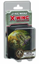 STAR WARS X-WING MINIS M3-A INTERCEPTOR EXP PACK
