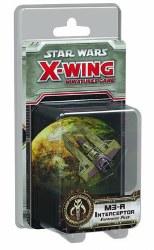 STAR WARS X-WING MINIS M3-A INTERCEPTOR EXP PACK